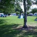 Forfar Lochside Caravan Club Site
