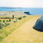 Levenwick Campsite and Community Hall (South Mainland)