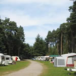 Nairn Camping and Caravanning Club Site